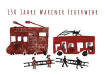 150 Jahre Warener Feuerwehr - 2019