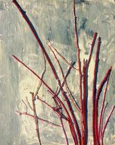 "2016-189, ""broken branches"", 40 cm x 50 cm"