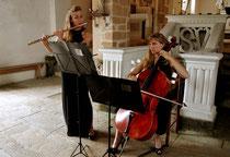Duo Cardellino - Concert église de Griselles