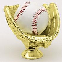 """TFSB25 - 3-1/4"""" Baseball Holder Figure"""