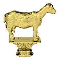 "TF108 - 3-1/2"" Dairy Goat Figure"