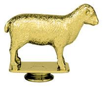 "TF107 - 3"" Sheep Figure"