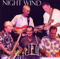 Night Wind Promo Shot