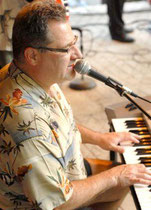 Playing a gig at Nissley's Vineyards Bainbridge, PA