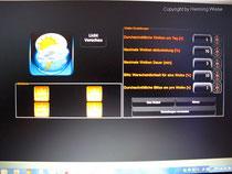 Vertex Illumina SR 600-260-PC-Wolken, Blitz, Pad Modul