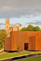 Musée Soulages et cathédrale de Rodez
