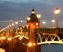 Pont st Pierre à Toulouse