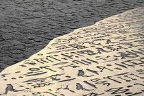 Place des écritures à Figeac