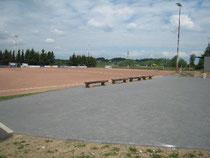 Sportplatz Stand 2012