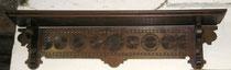 KT0262/ Wandbord ~1890, Obstholz, EUR 110,-