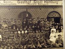4260/ Originalfoto 1916, Hamburg-Warwisch, H 30, B 42cm, EUR 20,-