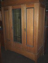 KT0357/ Kleiderschrank~1910, Eiche, zerlegbar, EUR 900,-