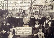 4261/ Originalfoto Kriegsanleihe 1916, HH-Vierlanden, H 30, B42cm, EUR 20,-