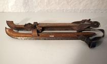 3781/ Holl. Schlittschuhe ~ 1900, Var. Größe, L 40cm, EUR 30,-