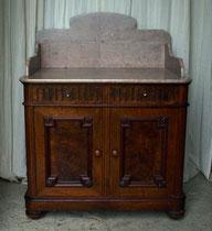 KT0352/Waschkommode ~1880, Mahagoni, EUR 480,-