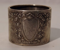 4095/Serviettenring~1900,800er Silber, B 3,6,Ø 4,4cm,EUR 29,-