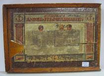 """3076/Anker-Steinbaukasten """"Richter"""" ~ 1925, EUR 20,-"""
