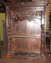 KT0211/ Regal (Indonesien) ~ 1900, Mahagoni, EUR 250,-