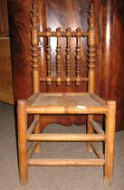 KT0155/ Stuhl ~1800, Esche, EUR 150,-