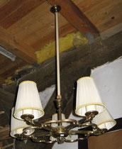 3052Deckenlampe ~1930, Ø 65cm, EUR 120,-