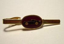 """3255/ Krawattenspange """"Porsche"""" ~1990, EUR 15,-"""