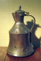 2642/ Marokk. Wasserkanne ~1900, H 43cm, EUR 50,-