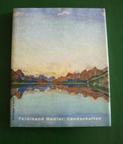 """Buch """"Ferdinand Hodler. Landschaften"""" von Scheidegger & Spiess"""