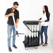 Tempaline Set Trolley