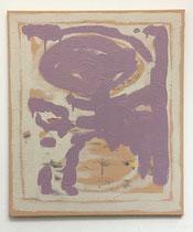 o. T., 2021 (Acryl auf Leinwand, 70 x 60 cm)