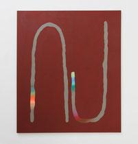 o. T., 2017 (Acryl auf Leinwand, 170 x 145 cm)