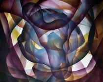 Untitled Acrylic on canvas 40 x 50 cm, 2020