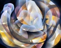 The trinity Acrylic on canvas 50 x 40 cm, 2020