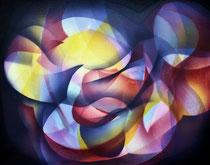Untitled Acrylic on canvas 50 x 40 cm, 2020