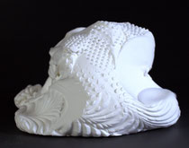 The First Shapes, Sculptures 2020, Foam-Mo Moldable Foam, Paz Viola