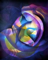 Fullness Acrylic on canvas 50 x 40 cm, 2020