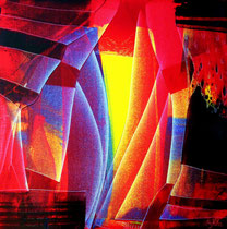 contemporary abstract art, 2015