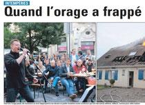 La voix du Nord 22 juin 2012 Lille