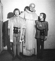 """...erste Rolle mit 10 Jahren: Prinz Edward """"Richard III."""" Staatstheater Dresden"""