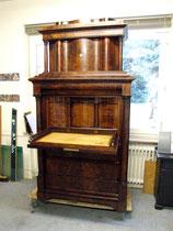 Biedermeier Schreibschrank, ca. 1820, norddeutsch