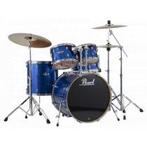 "EXPORT Poplar/Mahogany - 22"" 10"" 12"" 16"" 14""x5,5"" - inkl. Hardware & SABIAN SBR Cymbals Set"