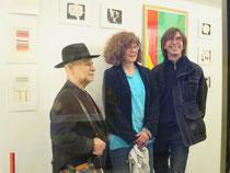 Beni Cohen-Or in der Galerie SEHR Koblenz