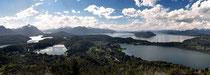 Régin des lacs, Bariloche