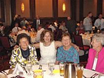 Dorthy Eisbach, Lorraine Gudas, Helen O'Leary & Margaret Doerr