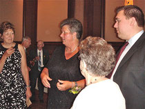 Diane Eisbach, Kathy Noel, Mary Lou Wagner & Greg Wagner