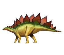 ステゴサウルス サイド