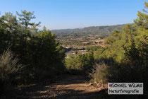 Süd-Türkei, Hügeliges Hinterland zwischen Alanya und Side