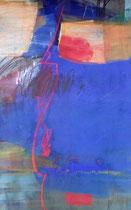 Eitempera auf Papier, 70X110, 2013