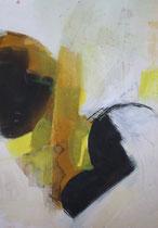 Eitempera auf Papier, 70X100, 2013