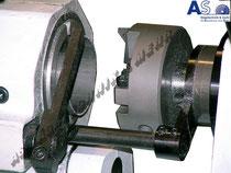 Messerkopf Endenbearbeitungsmaschine