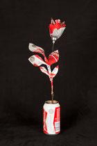 """Rose de houblon 18""""x 5"""", 2015"""